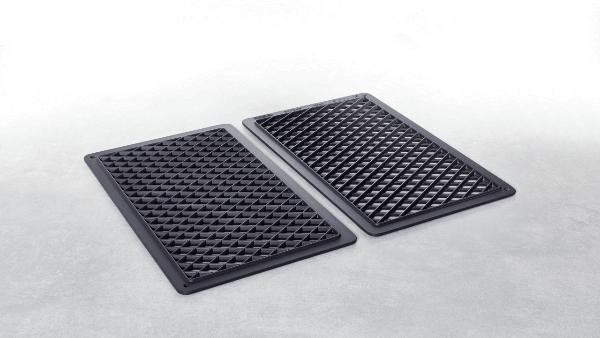 Kreuz - und Streifen-Grillrost 2/3 GN (325 x 354 mm)