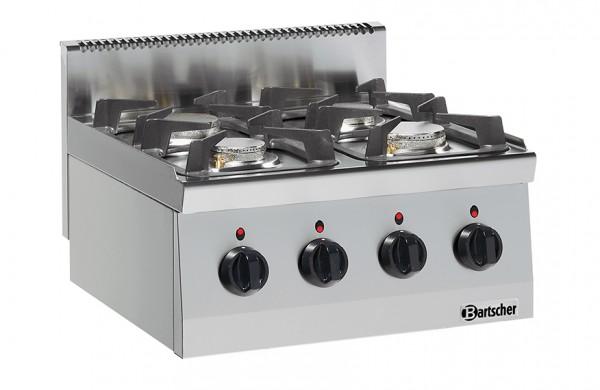 4 Flammen Gasherd B600