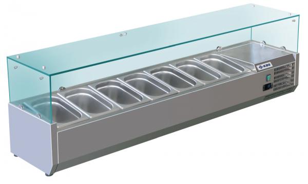 Kühlaufsatz RX1600 (Glas)