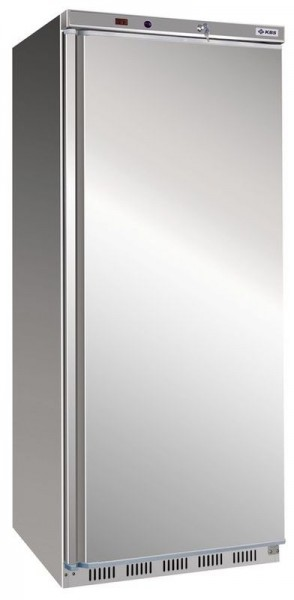 Umluft Gewerbe-Kühlschrank KBS 602 U CHR