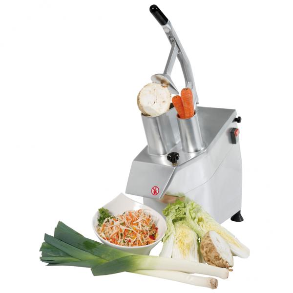 Gemüseschneider Basic inkl. 5 Messer, Tischgerät