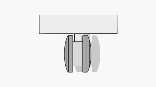Rollenkit für VarioCookingCenter Typ 112,211,311