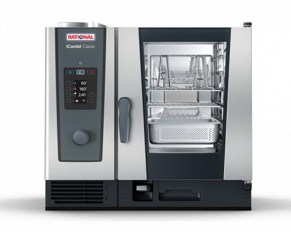 Rational iCombi Pro 10-2/1 Kombidämpfer Elektro