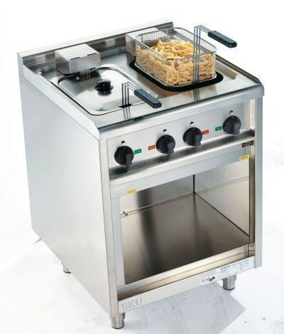 Elektro-Fritteuse 650-FRE-40-60