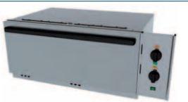 Jumbo-Backofen Umluft JH-650