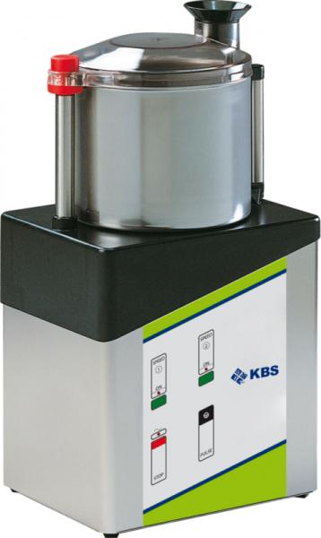 Cutter CNS 50 Behälterkapazität 5 Liter