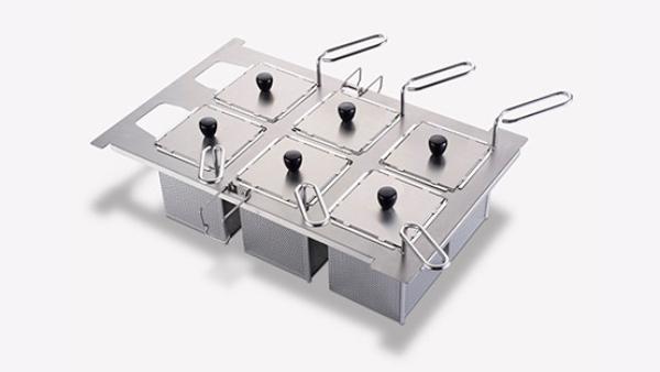 Portionskörbe für VarioCookinCenter Typ 112L