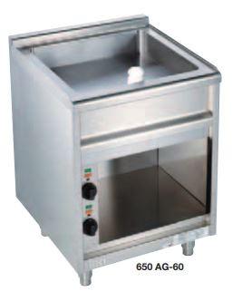 Allzweck-Grillpfanne 650-AG-60