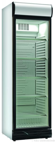 Umluft Glastür Kühlschrank mit Display KBS 375 GDU