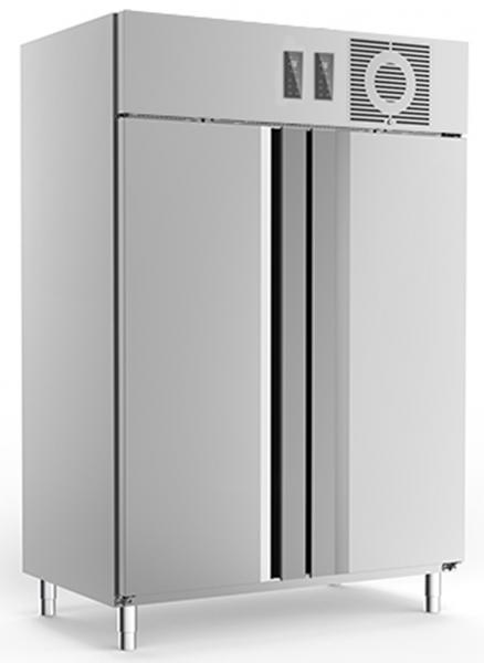 Edelstahlkühlschrank KU 1425 TW