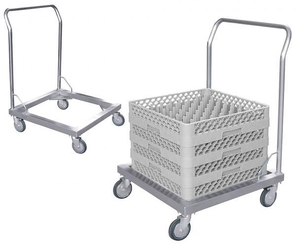 Transportwagen für Spülkörbe