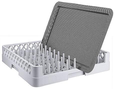 Geschirrspülkörbe für Tabletts