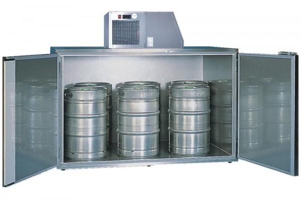 Fasskühlergehäuse für sechs Fässer FK6