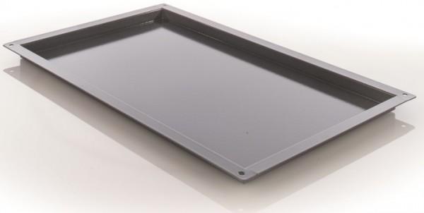 Granitemaillierte Behälter 2/1 GN (650x530mm) 20mm tief