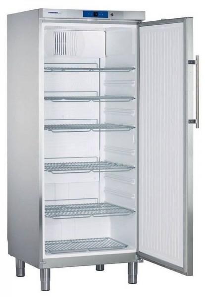 Umluft Gewerbe-Kühlschrank GKV 5760 CHR